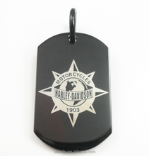 guangzhou fashion jewelry good quality titanium pendent new style pendent 40x25mm