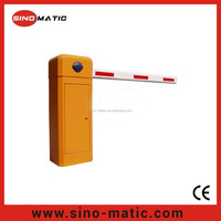 Fast and intensive use remote control vehicle traffic lift boom auto gate