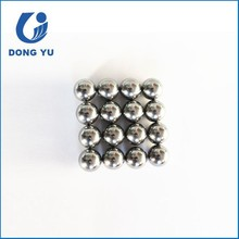 Shandong Manufacturer of carbon steel ball for hunting crossbow 6mm bb bullet