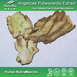 Factory supply Angelicae Pubescentis extract/Heracleum/Lovage/Easy pain plant extract