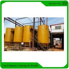 Yellow garden brick iron oxide pigment color cement tiles grout powder colorant