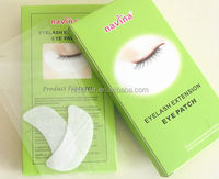 High quality private label under eye patch lint free eye pads with factory price