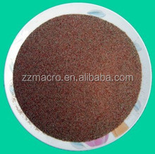 high-quality surface finish 80 grit garnet sand