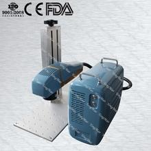 Cutting Edge Technology fiber laser kitchen knife marking machine