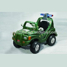 Popular Big Size Baby Ride On Police Car china factory toys