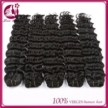 Alli Express Top Grade Quality Malaysian Virgin deep wave Hair Weaves Human Hair