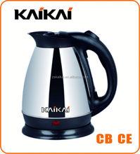 New model 1.5L electric kettle suit timer