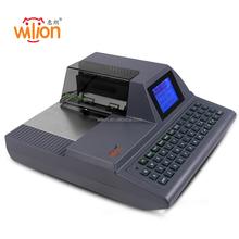 Bank Machine for Writing Checks