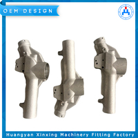 China OEM Machinery Equipment Parts Precision Casting Parts