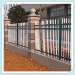 professional cheap wrought iron fence dog kennel