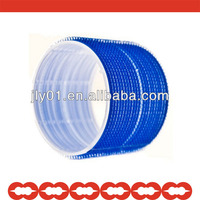 China Velcro Plastic hair rollers Curlers
