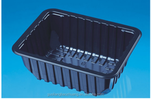 Mexico Market Popular Wholesale Buyer Protection Vacuum Forming Plastic Frozen Food Packaging Tray Box