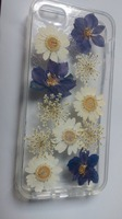 Fashion innovative design for iphone 6 soft case tup flower