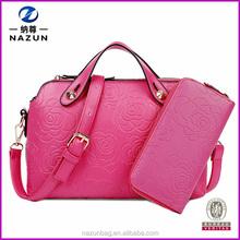 Online shopping hot sell fashion women handbag