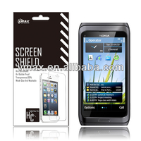Top Quality mirror screen protector for Nokia e7 oem/odm (Mirror)