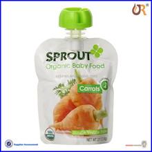 Flexible Usage 20ml spout pouch/disposable juice pouch