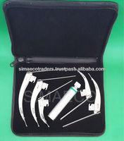 Conventional McCoy laryngoscopes