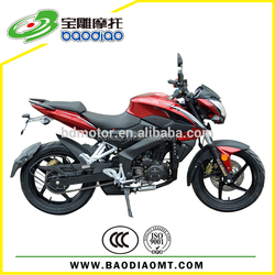 New Motorcycle 250cc High Quality Four Stroke Engine Motorcycles Baodiao Manufacture Wholesale 04
