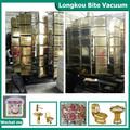 Mosaicos de ouro pvd metalização a vácuo máquina/copo cerâmico/placas/telhas de revestimento do vácuo