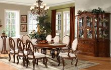 wooden dining from thailand
