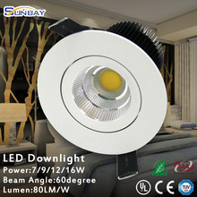Amazing Pirce Alibaba Hot selling led ceiling lamp 7w to 40w led ceiling light for hotel