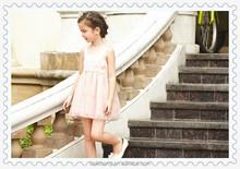 2015 Wholesale children's boutique clothing Girls Wedding Dresses Girls Dresses