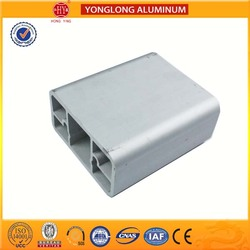 Yong Long factory with assembly line OEM design extruded alu profile