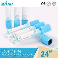 OEM acceptable personalized blood collection coagulant tube