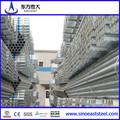 Tuberia redondo estructural de acero galvanizado