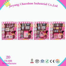 Jieyang chaoshan Hot selling mini kitchen doll play set toy