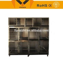 welded stainless steel style dog kennel ,lows dog kennels and runs,dog cage