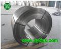 Casi aleación de alambre tubular/de silicio de calcio alambre tubular/de hierro y acero de la industria