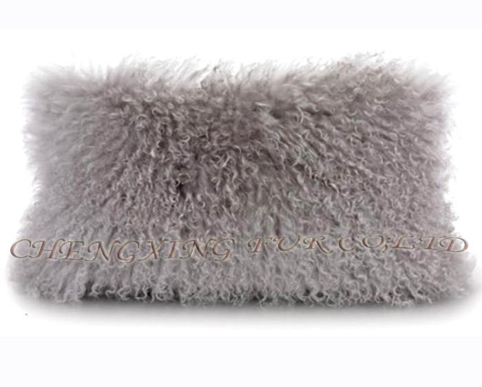 cx d 01c mongolie agneau fourrure housse de coussin oreiller housse d 39 oreiller id de produit. Black Bedroom Furniture Sets. Home Design Ideas