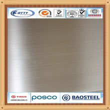 SGS BA 2B HL NO.1 stainless steel roofing sheet