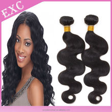 Hot selling red color indian remy human hair weaving dark red hair extensions red color human hair weave