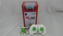 F09368 High Quality Cheerson CX-10 4 Channel 2.4G Quadcopter 4CH with 6 Axis gyro RC Quadcopter Remote Control Toys Green