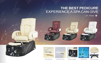 Full function salon spa pedicure chair on sale