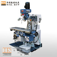 Knee type universal raidial milling machine manufacturers to supply high quality and low price