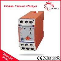 BMR B2 motor pump phase failure relays