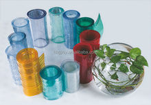 Wholesale Colorful Non-toxic Insect Prevention Plastic PVC curtain Rolls