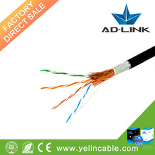AD-Link New arrived 305 m a roll SFTP cat 5 waterproof Ethernet cable