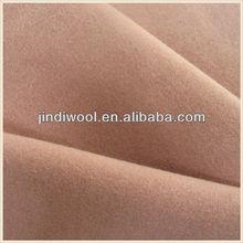 De alta calidad de tejido de lana tela velour/velvetón