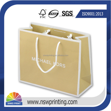 Paper Gift Bag Packaging Bag & Brown Paper Bag Manufacture Factory