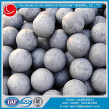 2015 hot sale chrome forged grinding steel balls for mine mills