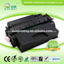 tóner láser 505x para hp ce505x 05x cartucho de tóner realizados en china