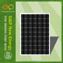 high efficiency best price solar panel for hydro turbine governor