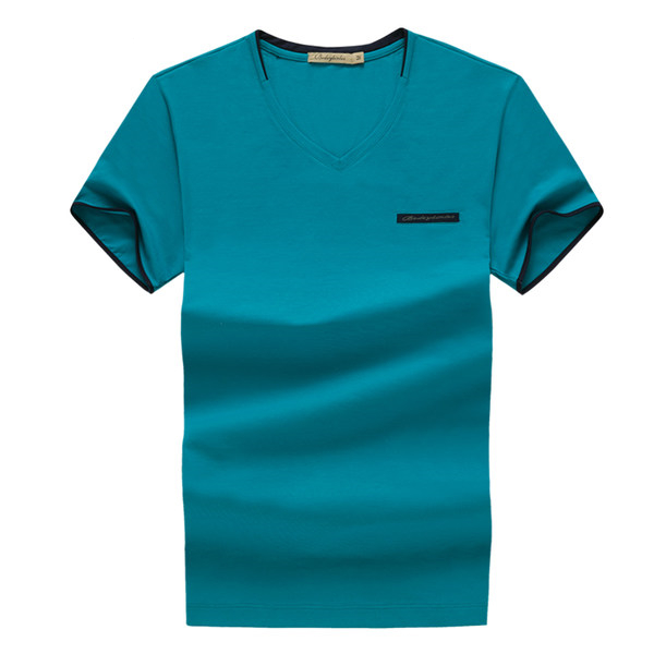 custom fashion deep v neck t shirts for men buy deep v