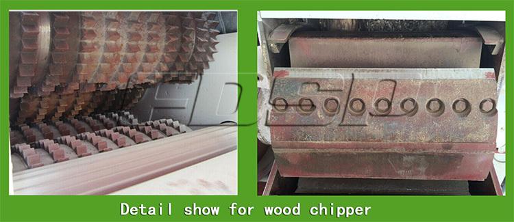 wood chipper(detail)