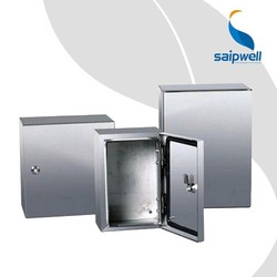 Saip/Saipwell IP66 Enclosure Box High Quality New Outdoor Project Waterrproof Metal Industrial Enclosures