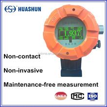 quick feedback from Smart ultrasonic liquid level meter for butadiene tank